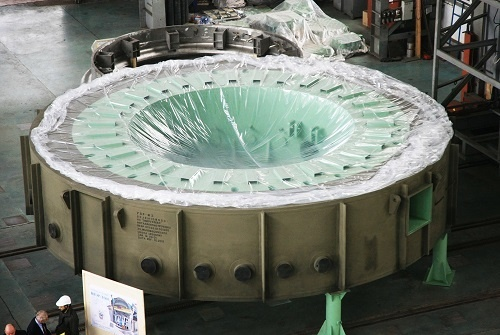 Курская АЭС-2: первое крупногабаритное оборудование готово к отправке на строительную площадку