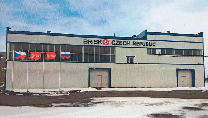 BRISK в Тольятти