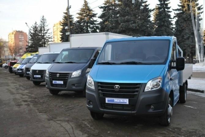 Российский рынок LCV в марте показал рост на 41%