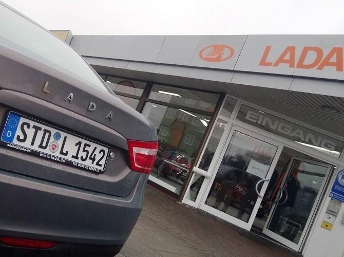 В августе продажи автомобилей LADA в Евросоюзе выросли на 22%
