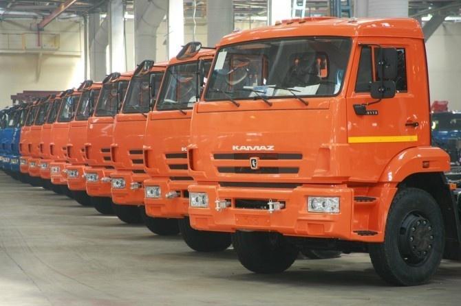 Рынок грузовых автомобилей в августе вырос на 65%