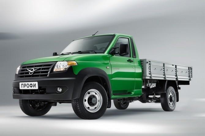В России стартовали продажи нового УАЗ «Профи»