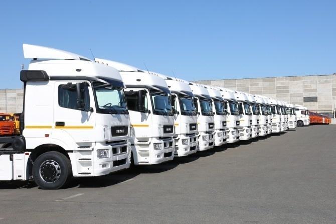 Рынок грузовых автомобилей в 2017 году увеличился в 1,5 раза