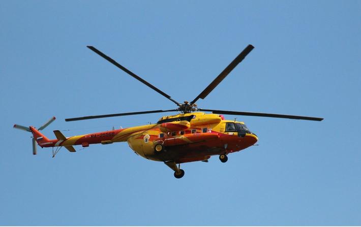 «Вертолеты России» изготовили для НК «Роснефть» два Ми-8АМТ