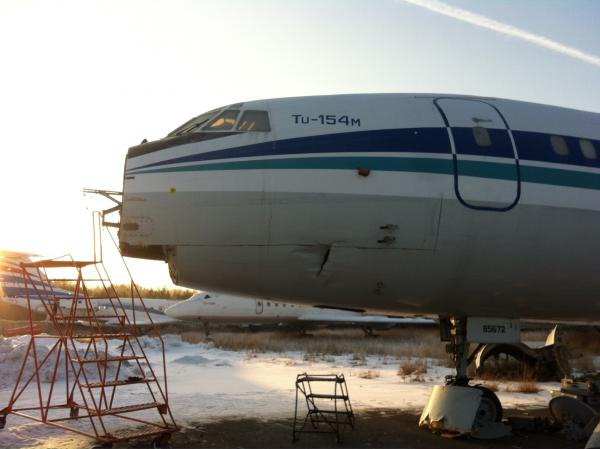Симулятор Ту-154 ( Виртуальные полеты )   ВКонтакте