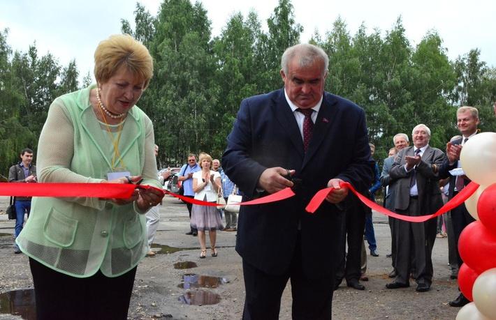 В Костромской области после реконструкции открылся цех мясоперерабатывающего предприятия «Шувалово»