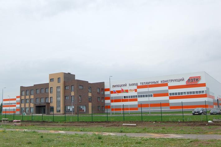 В ОЭЗ «Липецк» открылся завод тепличных конструкций