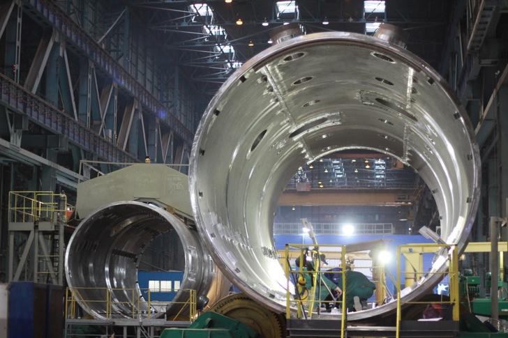 """«АЭМ-технологии» изготавливает ответственное реакторное оборудование 1 класса для АЭС """"Аккую"""""""