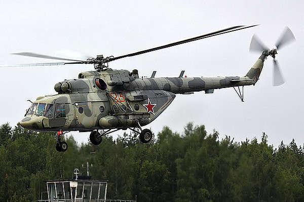 Ми-8 МТВ-5, фото Igor Dvurekov (airliners.net)
