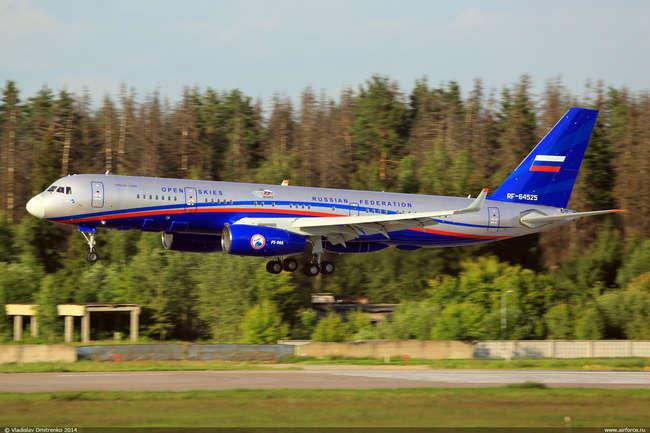РФ проинспектирует территорию США с воздуха - Цензор.НЕТ 5236