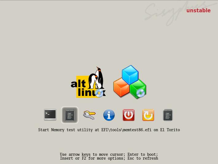 ALT Linux Rescue