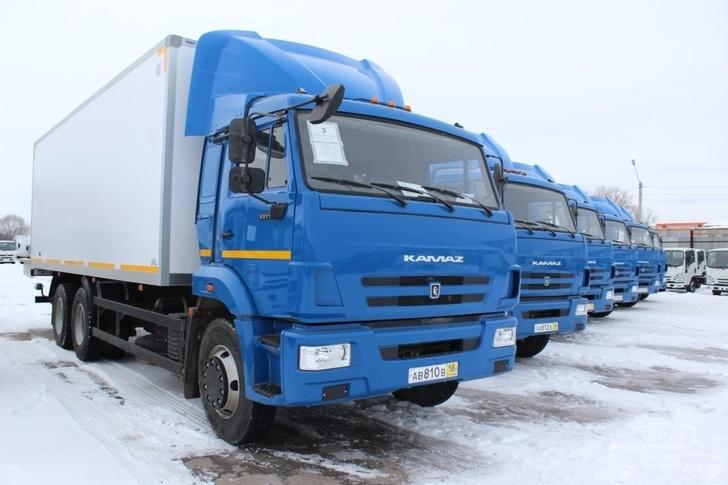 «Автомеханический завод» из Нижнего Новгорода отправил партию фургонов на Кубу