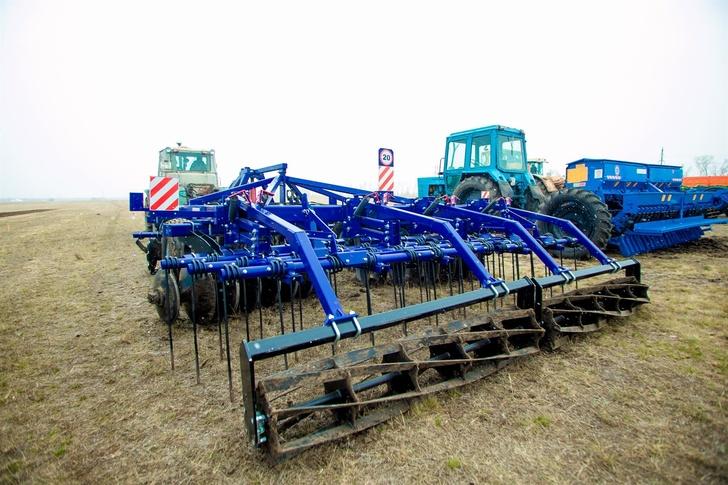 Объединение компаний «Алмаз» представило новинки сельхозтехники