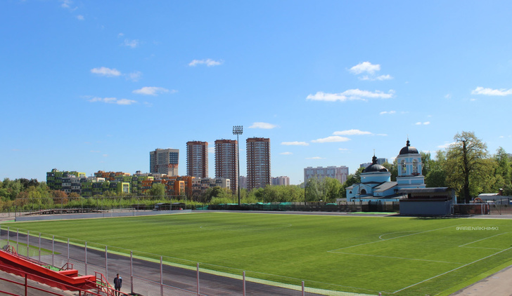 Новые стадионы открылись в Ленинградской, Московской областях и Чувашии