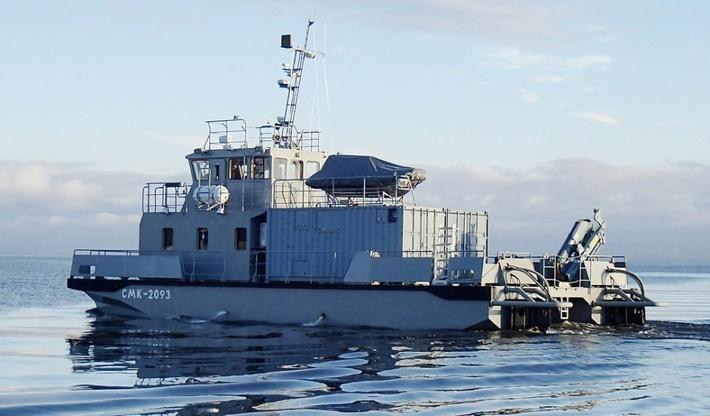 В Астрахани начались государственные испытания трех спасательных катеров для Каспийской флотилии