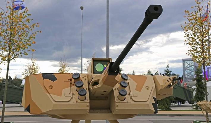 Уралвагонзавод впервые представит новый боевой модуль на выставке IDEX-2017