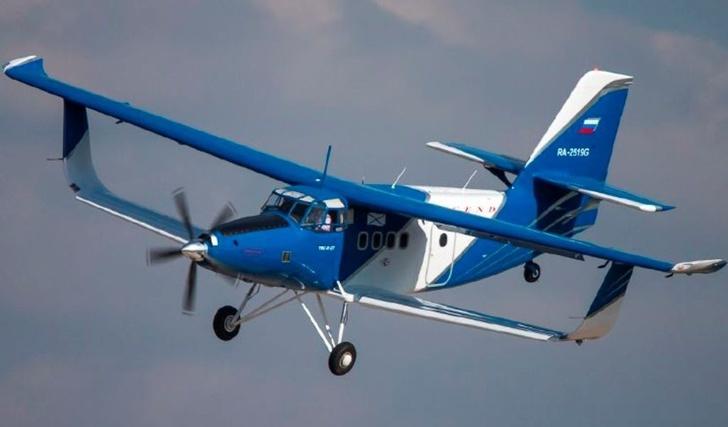 самолет ТВС-2-ДТС