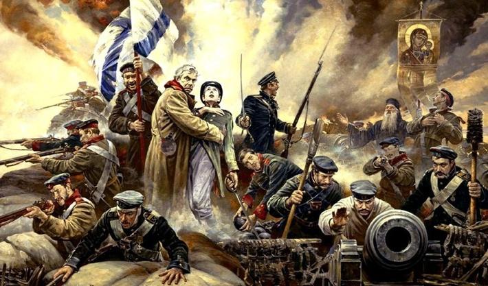 24 декабря - День воинской славы России - День взятия турецкой крепости Измаил