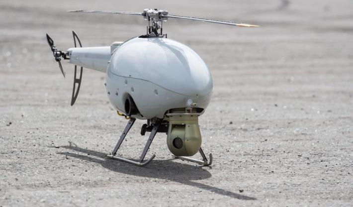 Беспилотный вертолет ТБ-29В впервые задействован в учениях МЧС