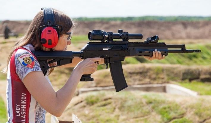 Сборная России стала лучшей на чемпионате мира по практической стрельбе