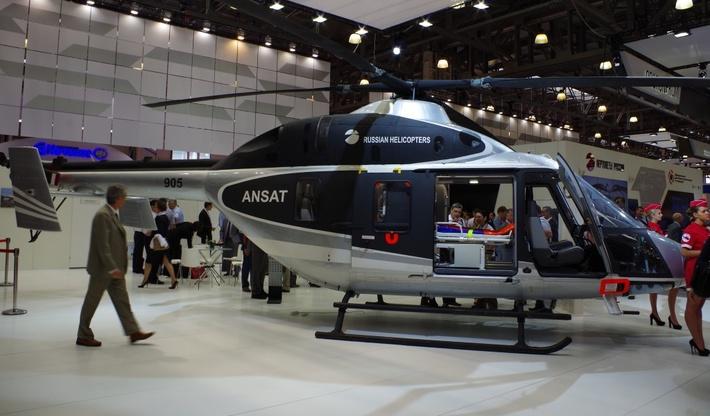Российские вертолеты: успехи производства и продажи