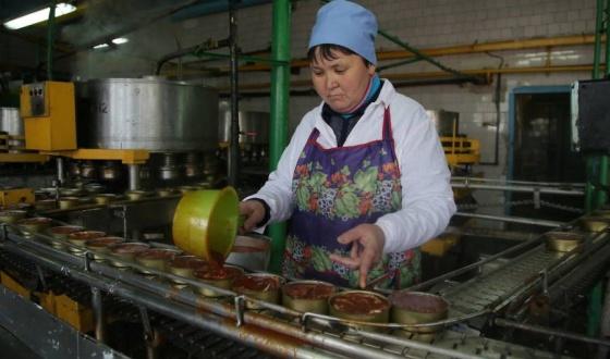 Астраханский Минсельхоз отчитался об активном развитии предприятий рыбопереработки