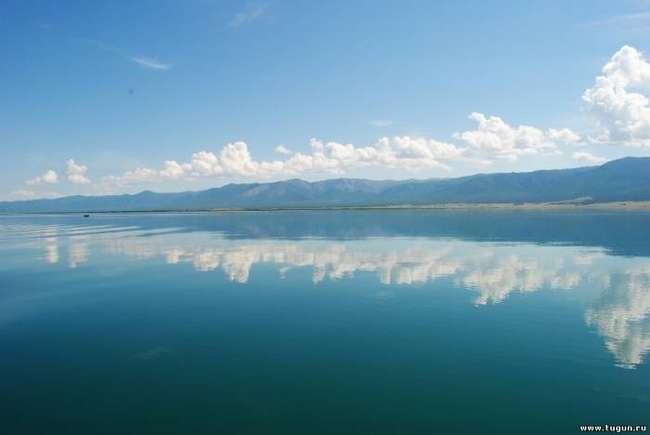 Озеро Чагытай. (Фото: www.tugun.ru)