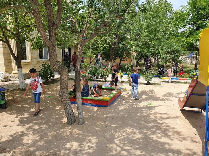 В Дагестане открыли новый детский сад