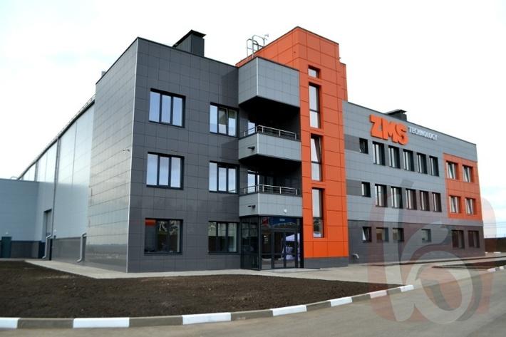 Завод по производству сельскохозяйственного оборудования открыт в Белгородской области