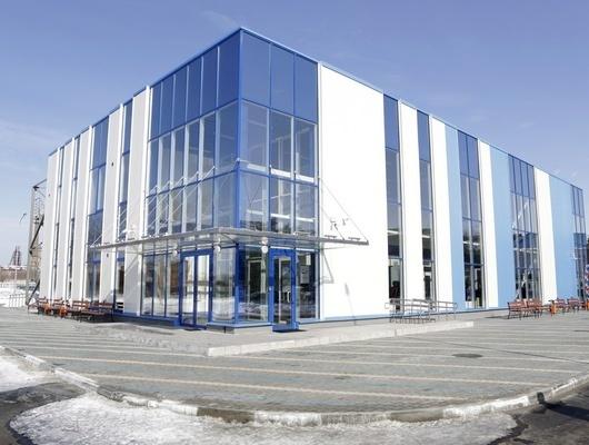 Новый физкультурно-оздоровительный комплекс открыт в Белгородской области