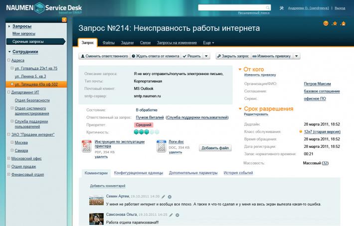 Service Desk, Service Desk ИнфраМенеджер: система автоматизации для всех ли
