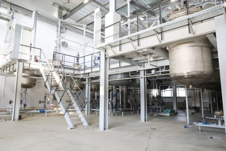 Производство гипохлорита кальция запущено в Чувашии