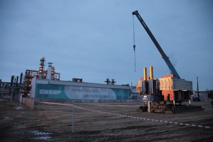 На пермской площадке СИБУРа начато строительство производства пластификатора ДОТФ