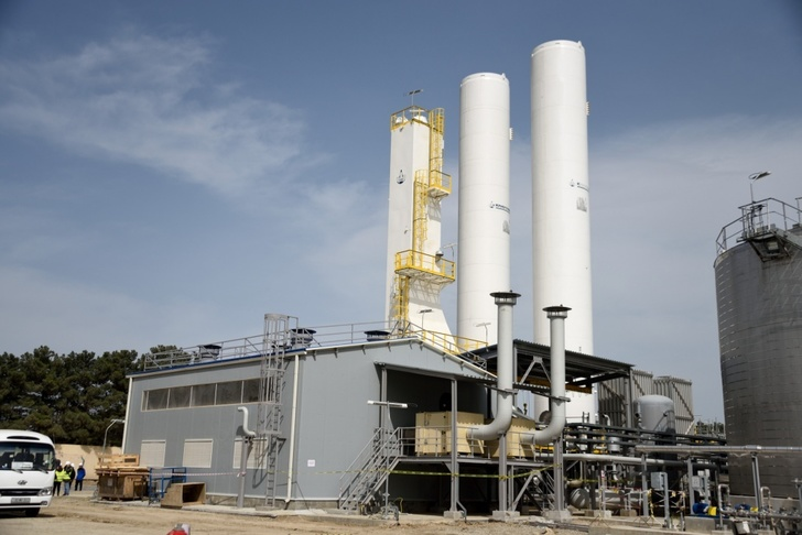Предприятие «Криогенмаш» из Балашихи изготовило оборудование для завода в Азербайджане