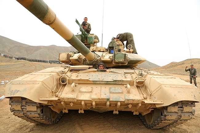 За пять лет Уралвагонзавод выпустил 1800 боевых машин