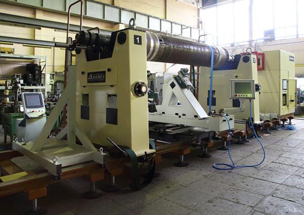 Балансировочный станок ВМ-65000 для Казахстана