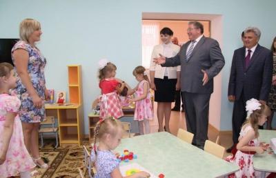 Детский сад № 80. Саранск