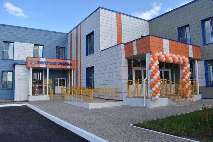 В деревне Куюки Татарстана открыли новый детский сад на 220 мест