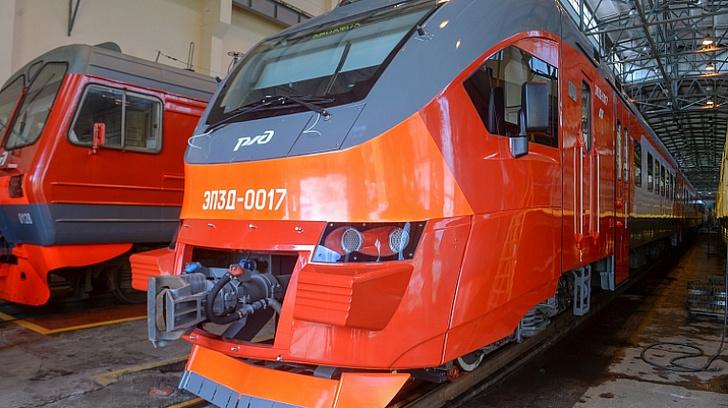 В Приморский край начали поступать первые новые электрички