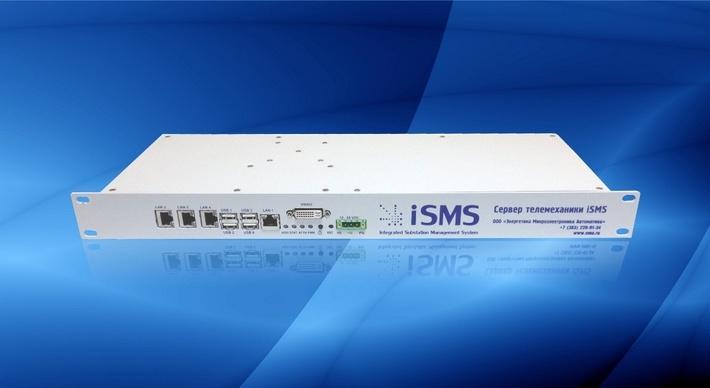 сервер телемеханики iSMS для автоматизации подстанций