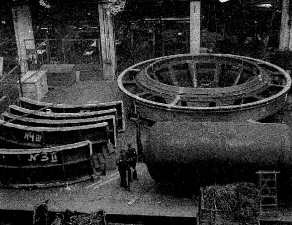 Гидрооборудование производства заводов «Силовых машин» 75 лет отработало в составе Рыбинской ГЭС