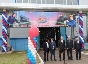 «Хабаровская теплосетевая компания» ввела в эксплуатацию автоматизированную насосную станцию в Хабаровске