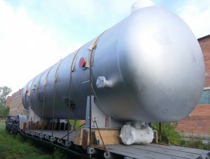 «Уралхиммаш» отгрузил в Якутию 17 единиц оборудования для Чаяндинского НГКМ