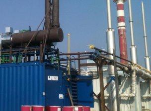 На Богородской ТЭЦ запустили новый газопоршневый энергоблок