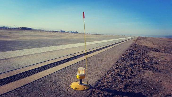 Росавиация ввела в строй новую взлётно-посадочную полосу в аэропорту «Байкал»