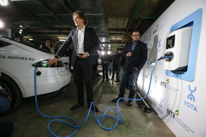 Электрокары санкт петербург #10