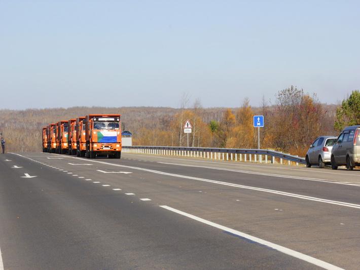 дороги А-370 «Уссури» — от