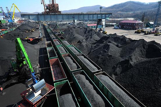 Обзор рынка: зафиксирован рост экспорта угля в Польшу, Китай и Турцию