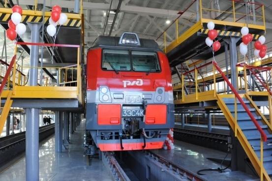 Новый цех обеспечит выполнение программы текущих ремонтов локомотивов серии «Дончак»