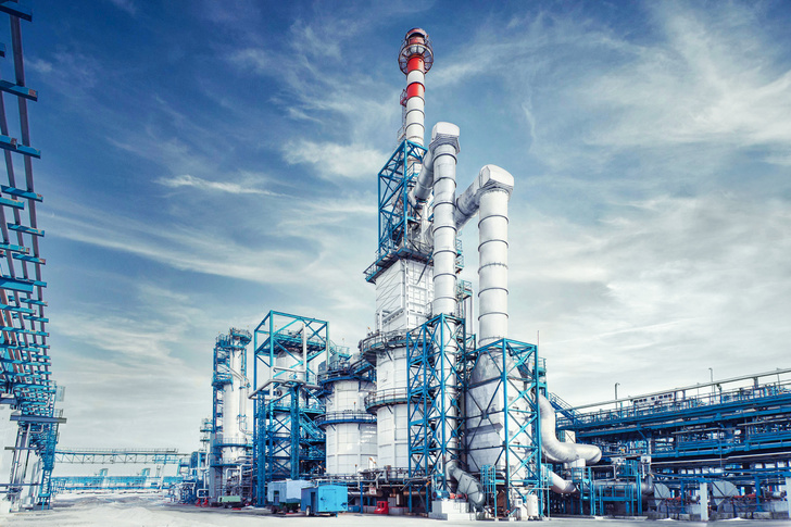 """""""Газпром нефть"""" завершила на НПЗ в Омске модернизацию установки гидроочистки"""